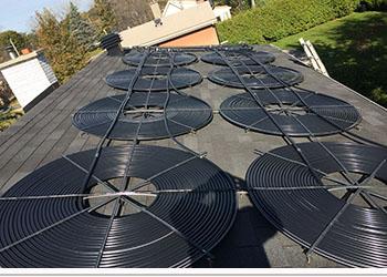 Chauffe piscine solaire laurendeau chauffage capteur for Chauffage piscine solaire fait maison